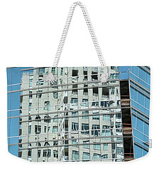 Shoulder To Shoulder Weekender Tote Bag