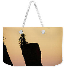 Shovel Point On Lake Superior Weekender Tote Bag