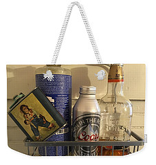 Shower Caddy 2 Weekender Tote Bag