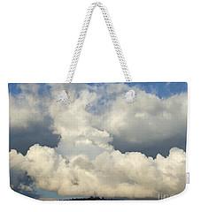 Shower Cumulus  Weekender Tote Bag