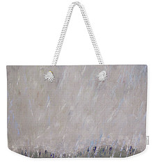 Shower In The Field Weekender Tote Bag by Becky Kim