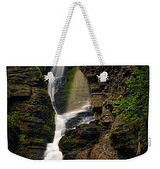 Shower Of Eden Weekender Tote Bag