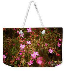 Shower Of Pink Weekender Tote Bag