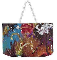 Showers Of Flowers Weekender Tote Bag