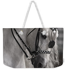 Showtime Weekender Tote Bag by Wes and Dotty Weber