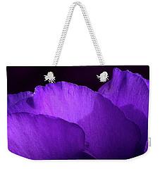 Showy Prairie Gertain Flower Petals Weekender Tote Bag
