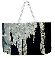 Shredded Curtains Weekender Tote Bag