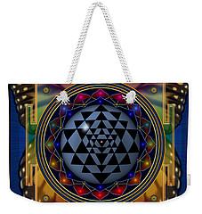 Shri Yantra 1 Weekender Tote Bag