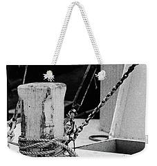 Shrimper Deck Weekender Tote Bag