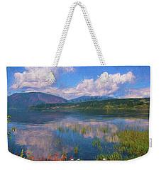 Shuswap Daydream Weekender Tote Bag