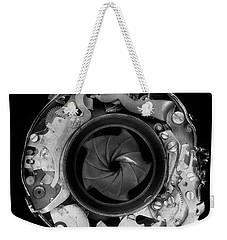 Shutter Mechanism Weekender Tote Bag