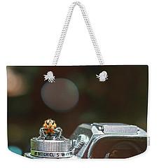 Shutterbug- Weekender Tote Bag