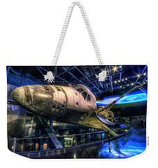 Shuttle Atlantis Weekender Tote Bag