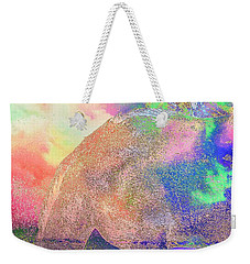 Shy One Weekender Tote Bag