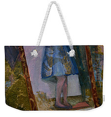 Shy Reflection Weekender Tote Bag