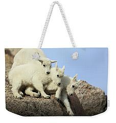 Siblings Weekender Tote Bag