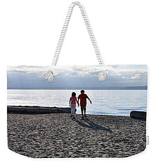 Siblings Weekender Tote Bag