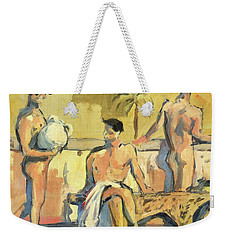 Sicilian Boys Weekender Tote Bag