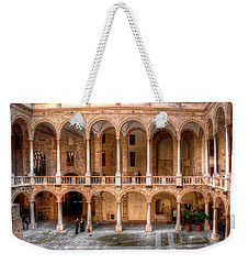 Sicilian Parliament Bldg Weekender Tote Bag