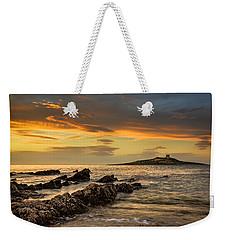 Sicilian Sunset Isola Delle Femmine Weekender Tote Bag