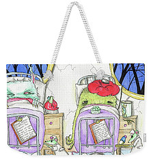 Sick Ward Weekender Tote Bag
