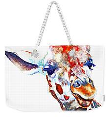 Side Eye Weekender Tote Bag