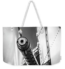 Side Gunner B-25 Weekender Tote Bag
