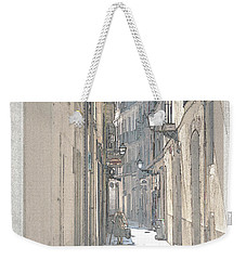 Side Street Weekender Tote Bag