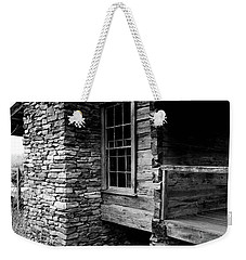 Weekender Tote Bag featuring the photograph Side View by Doug Camara