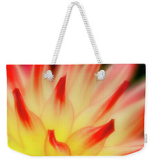 Weekender Tote Bag featuring the photograph Side View by Greg Nyquist