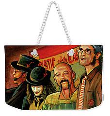 Sideshow Weekender Tote Bag
