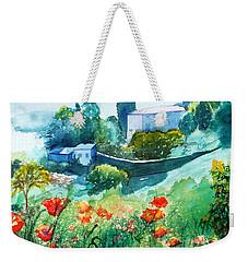 Siena View Weekender Tote Bag