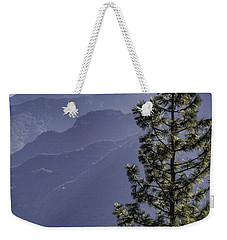 Weekender Tote Bag featuring the photograph Sierra Nevada Foothills by Steven Sparks