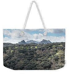 Sierra Ronda, Andalucia Spain Weekender Tote Bag