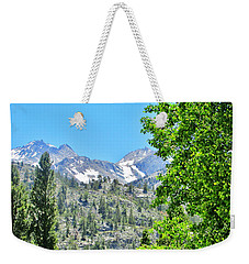 Sierra Summer Weekender Tote Bag by Marilyn Diaz