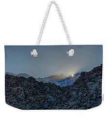 Sierra Sun Burst Weekender Tote Bag