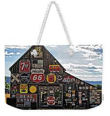 Signage Barn Weekender Tote Bag
