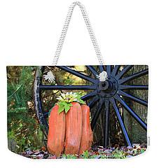 Signs Of Fall Weekender Tote Bag