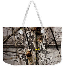 Signs Of Life Weekender Tote Bag