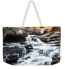 Autumn At Moss Rock Preserve Weekender Tote Bag