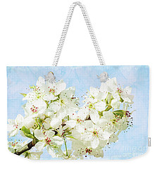 Signs Of Spring Weekender Tote Bag