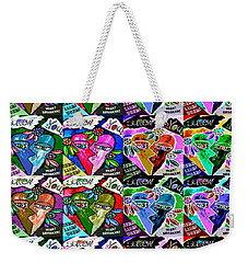 Silberzweig - Screw You Heartbreaker -  Weekender Tote Bag