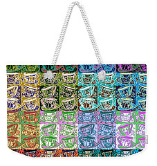 Silberzweig - Sugar Skull Cafe Cups - Weekender Tote Bag