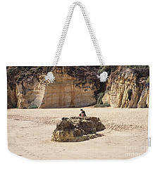 Silence Is Golden Weekender Tote Bag
