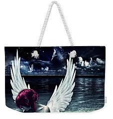 Silence Of An Angel Weekender Tote Bag