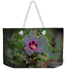 Silence Of Beauty Weekender Tote Bag