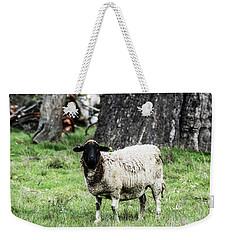 Silence Of The Umm Sheep 1 Weekender Tote Bag
