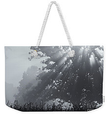 Silent Blessings Weekender Tote Bag