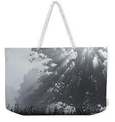 Silent Blessings Weekender Tote Bag by Rachel Cohen