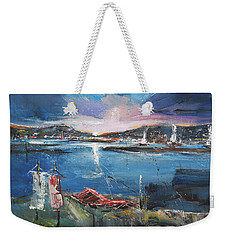 Silent Evening IIi Weekender Tote Bag